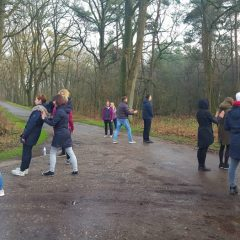 Workshop Mindful Power Walk @Gelderse Sport Federatie