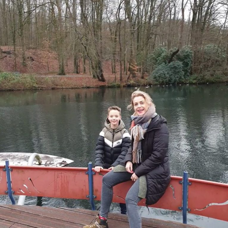 2020-Gijs en ik in Sonsbeek